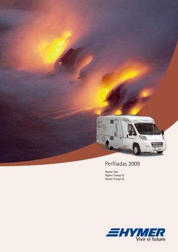 Perfiladas 2009 - HYMER.com