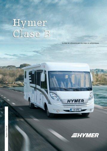 Hymer Clase B - HYMER.com