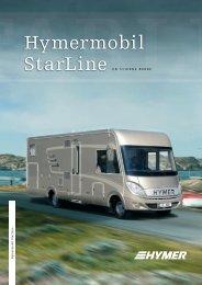 Hymer B StarLine 2013 - Norsk - Kroken Caravan