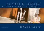 HYMER Liner Un sogno si realizza: la vera stanza da ... - HYMER.com