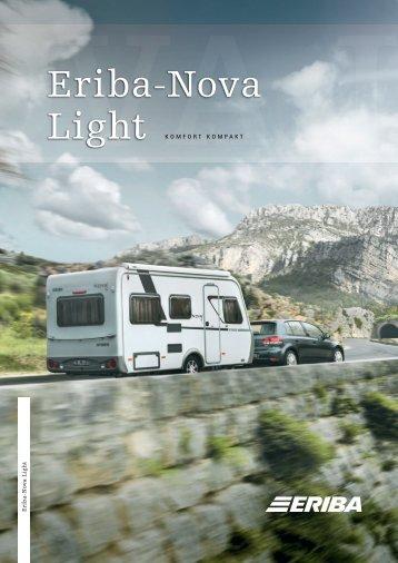 12112406 ER-12200_Broschüre Eriba-Nova ... - HYMER.com