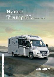 Hymer Tramp CL - UwKampeerauto.nl