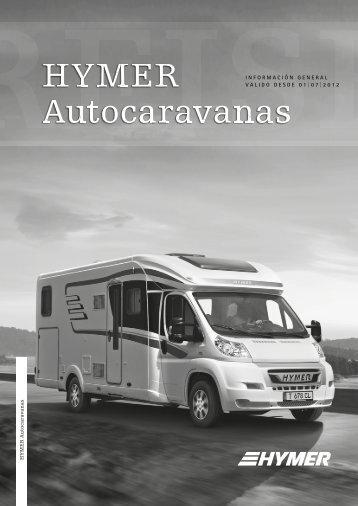 HYMER Autocaravanas HYMER Autocaravanas - HYMER.com