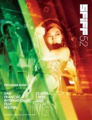 Program Guide - San Francisco International Film Festival - San ...