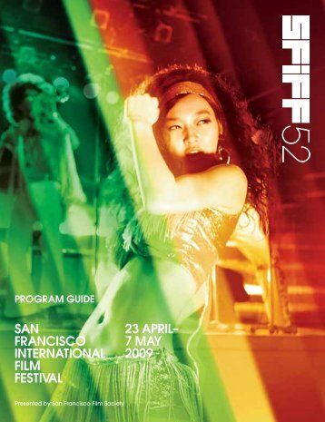 Program Guide - San Francisco International Film Festival - San ...