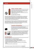 GLORIA Produktprogramm - Seite 3