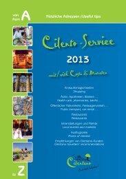 Zur Cilento-Service Broschüre (PDF)