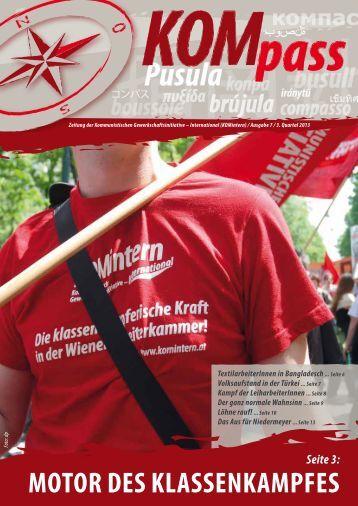 KOMpass – Ausgabe 7 / 3. Quartal 2013