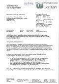 Lärmaktionsplan für die Stadt Warstein, Stufe 2 (Entwurf) - Page 3