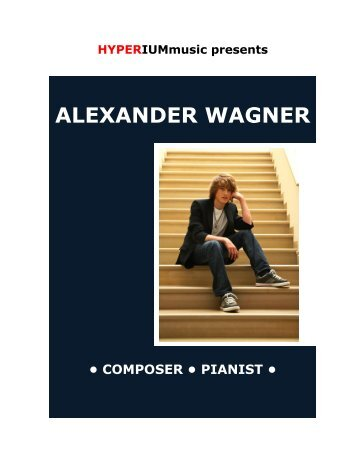 Alexander M. Wagner - HYPERIUMmusic
