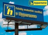 tv nákup - Hypernova