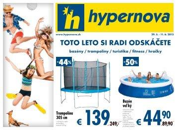 Hypernova 28.5.2013