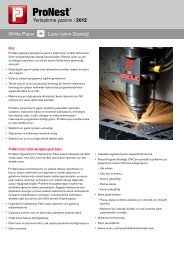 Broşür - Hypertherm CAM Software
