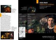 Faltblatt im PDF-Format - Kunsthalle der Hypo-Kulturstiftung