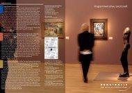 Programmvorschau 2007/2008 - Kunsthalle der Hypo-Kulturstiftung