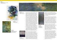 Claude Monet Le Bassin Aux Nymphéas, 1917 - Kunsthalle der ...