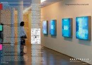 Programmvorschau 2005/2006 - Kunsthalle der Hypo-Kulturstiftung