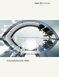 Geschäftsbericht 2006 - Hypo Real Estate