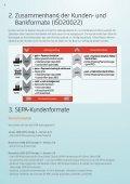 Technische Spezifikationen und Formate - HypoVereinsbank - Seite 6