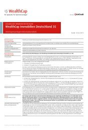 WealthCap Immobilien Deutschland 35 - HypoVereinsbank