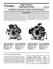 AG_1384 High Pressure Diaphragm Pumps