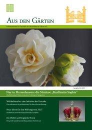 pdf zum Download (1,8 MB) - Freunde der Herrenhäuser Gärten eV