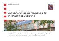 Renate Szameitat - Hessisches Ministerium für Wirtschaft, Verkehr ...