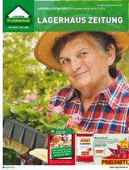 Lagerhaus Zeitung