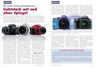 Lichtstark mit und ohne Spiegel - CAT-Verlag Blömer GmbH