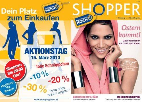 Ostern kommt! - Shopping Horn