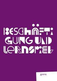 Beschäftigung und Lernspiel - ARENA Verlag