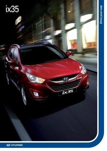 ix35 - Hyundai Motor Company Australia
