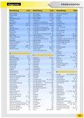 306 Einrichtungen Seite 307 – 344 Schmuckpflegemittel Seite 345 - Page 3