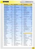 306 Einrichtungen Seite 307 – 344 Schmuckpflegemittel Seite 345 - Page 7