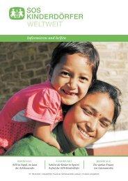 SOS-Kinderdörfer weltweit IV/2013