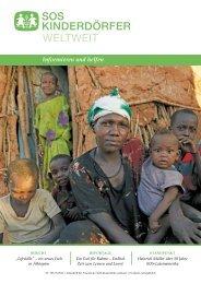 SOS-Kinderdörfer weltweit III/2013