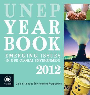 EMERGING ISSUES - Climate Service Center