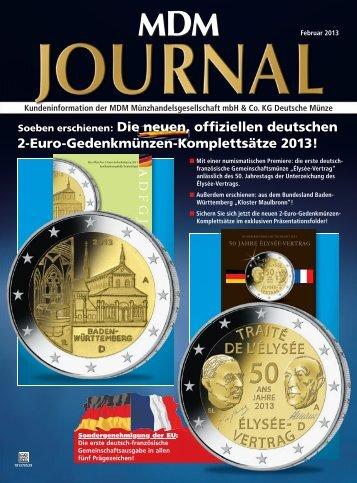 ADFGJ G JJJJJJJJJJ - MDM Deutsche Münze