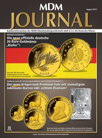Mdm Journal Mdm Deutsche Münze