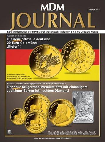 Die neue offizielle deutsche 20-Euro-Goldmünze - MDM Deutsche ...