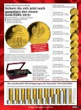 Die neue offizielle deutsche 20-Euro-Goldmünze - MDM Deutsche ... - Page 7