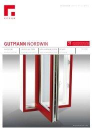 Katalog NORDWIN - Gutmann AG