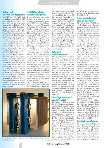 Buderus und RWE Fuel Cells kooperieren (pdf-Datei; 1,6 MB) - HZwei