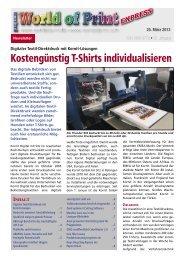 Newsletter - CAT-Verlag Blömer GmbH