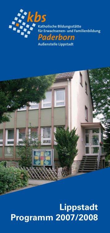 Lippstadt Programm 2007/2008