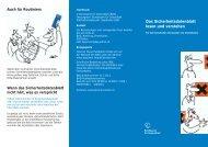Das Sicherheitsdatenblatt lesen und verstehen - Chemical Check