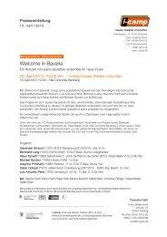 Welcome in Bavaria - Neues Theater München