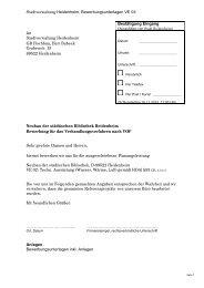 Bewerberunterlagen - Stadt Heidenheim