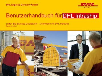 Power Point® Templates for Deutsche Post DHL Group