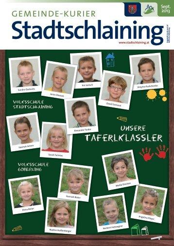 gemeinde-kurier E E - Bürgermeister Zeitung